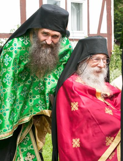 Archimandrit Justin (Rauer)